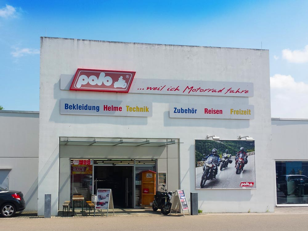 POLO MOTORRAD STORE REUTLINGEN