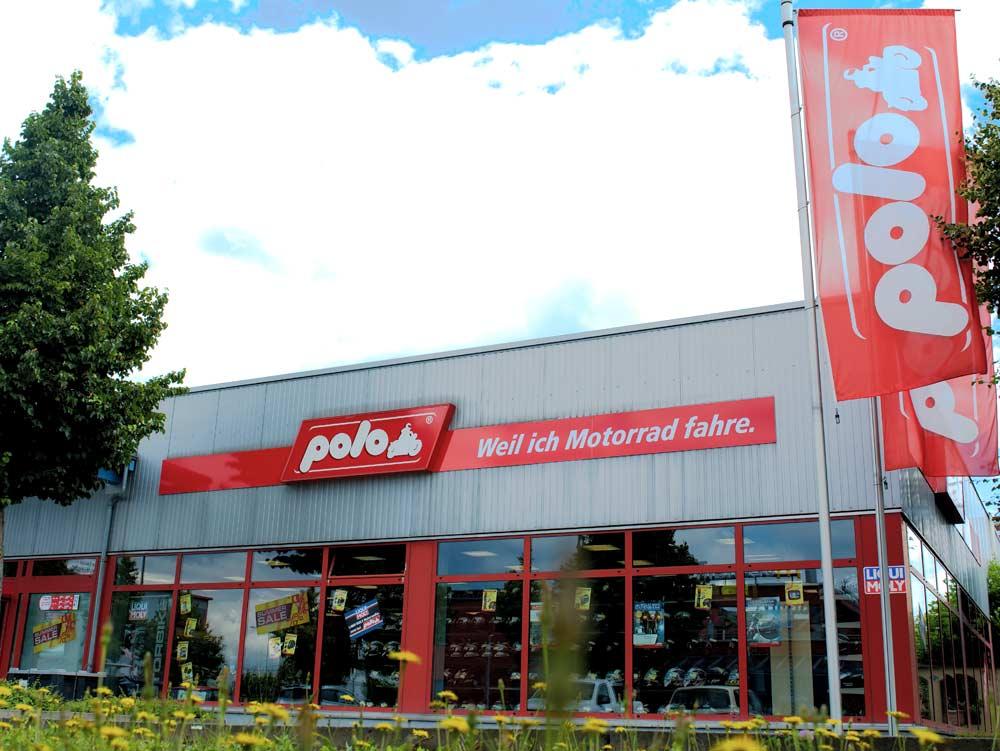 POLO Motorrad Store Wiesbaden - Motorradbekleidung und Motorradzubehör
